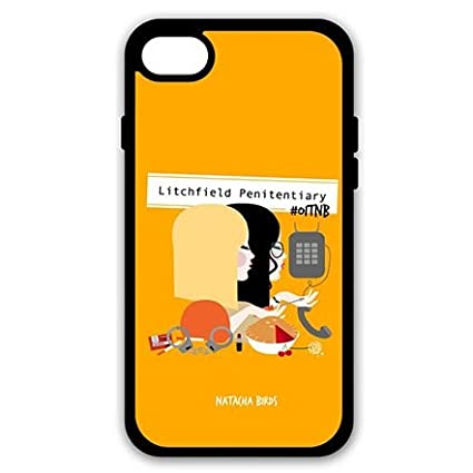 pretty nice bd8d7 e7f63 Smart Phone Carring Case For iPhone 7 With Orange Is The New Black ...