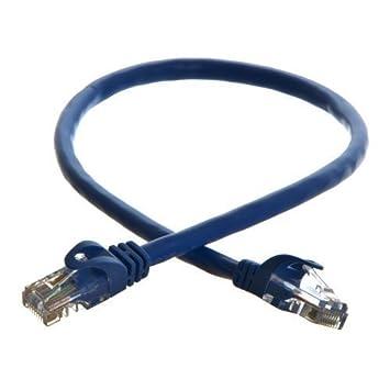 StarTech Cable C6PATCH35BL 35 ft Blue Molded Cat6 UTP Patch Cable ETL Verified Retail C6PATCH35BL