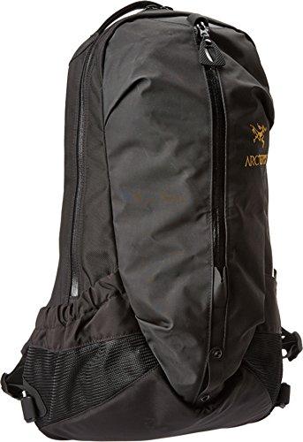Arc'Teryx Men's Arro 22 Backpack, Black, One Size by Arc'teryx