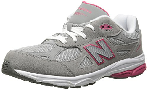 Kid's New Balance '990' Sneaker, Size 6.5 M - Grey