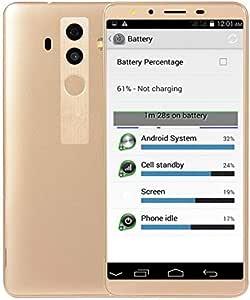 Smartphone M10plus-5.72 para Android para iOS 5.1 512mb + 4gb ...