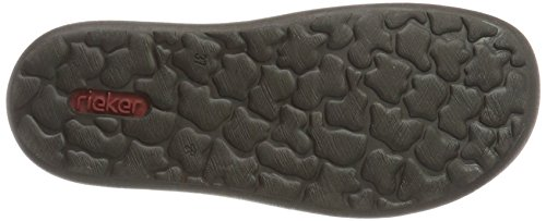 Rieker Damen 44443 Stiefel Blau (Royal/Cigar/Bordeaux/Royal 14)
