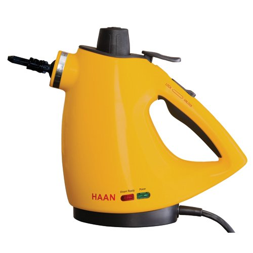 Haan Allpro Handheld Steam Cleaner with Attachments by Haan