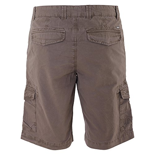 Shorts Wosho0379ct408931 Marrone Woolrich Uomo Cotone dIgwZAEq