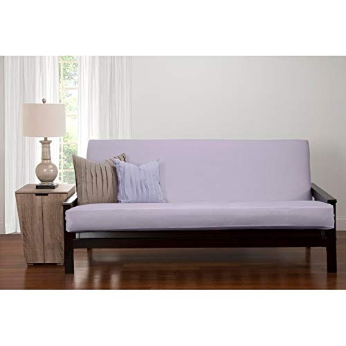 (SIScovers Classic Cotton Full Size Futon Cover Lavender)