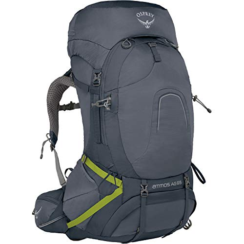 Amazing Anti Top Gravity (Osprey Packs Osprey Pack Atmos Ag 65 Backpack, Abyss Grey, Large)