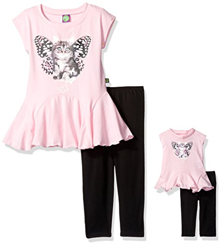 Dollie Me Butterfly Legging Matching