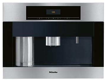 Miele CVA 5060 Integrado Totalmente automática Máquina espresso 2.3L 15tazas Acero inoxidable - Cafetera (