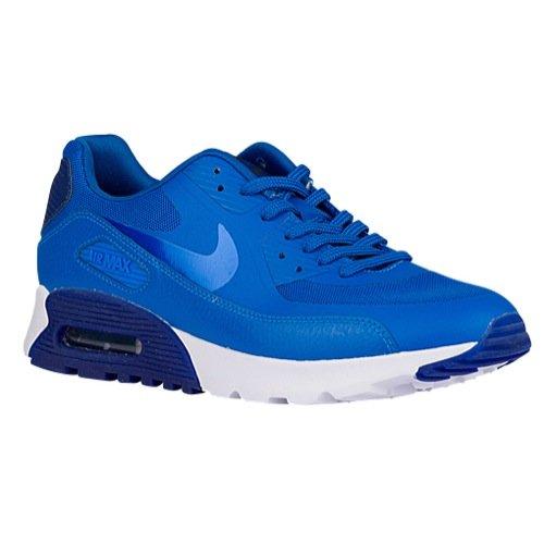 Nike Air Max 90 Ultra Essential Wmn Shoes Size 7.5 724981 401 Soar Royal Black
