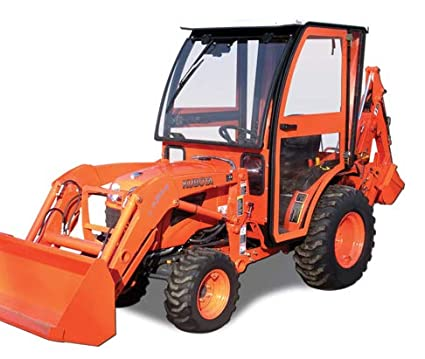 Amazon com: Curtis Soft Side Deluxe Cab for Kubota B2320