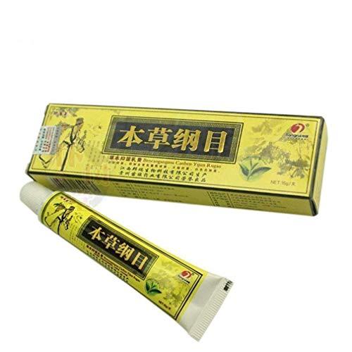 Psoriasis Creams Dermatitis and Eczema Pruritus Psoriasis CEZUBEM Ointment, Natural Chinese Herbal Eczema Cream