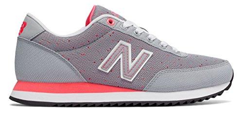 靴抑制する空の(ニューバランス) New Balance 靴?シューズ レディースライフスタイル 501 Heritage Silver Grey with Guava シルバー グレー US 8 (25cm)