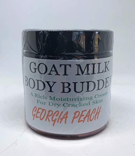 Bates Family Farm Goat Milk Body B'udder (Georgia Peach Fragrance)
