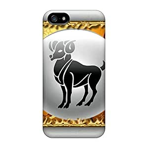 Top Quality Case Cover For Iphone 5/5s Case With Nice Aries Appearance wangjiang maoyi