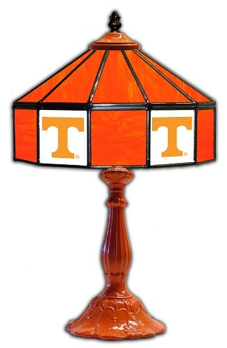 Lamp w/ Volunteers Logo - Stained Glass ()