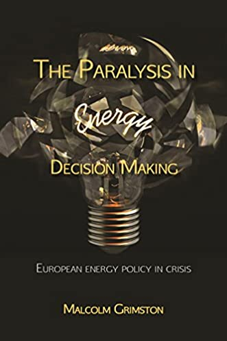 The Paralysis in Energy Decision Making