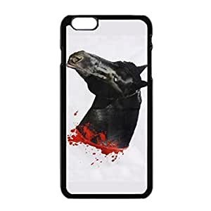 New Modern Customized Horse Head Cool Beautiful Iphone 6 case 4.7 inch hjbrhga1544