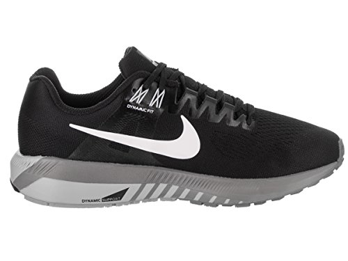 Nike Air Chaussures Zoom Grey white 001 Noir W Structure black De Running wolf Femme 21 cool Grey 1qrwg1x5