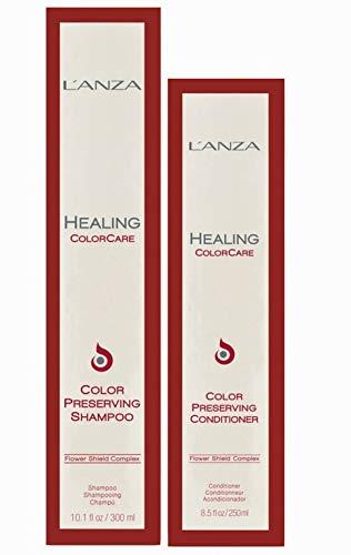 - Healing Color Care Shampoo 10.1 oz Conditioner 8.5 oz Duo