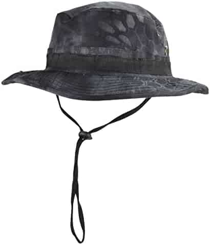 ac1568af9e186 Wallaroo Hat Company Mens Jasper Sun Hat - UPF 50+ - Internal Adjustable  Drawstring
