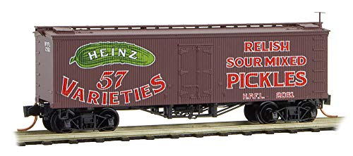 Micro-Trains MTL N-Scale Heinz Series Car #11-36ft, used for sale  Delivered anywhere in USA