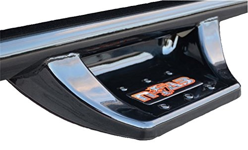 N-FAB NDC1595QC-6 Semi-Gloss Black N-Durastep; Bed Access Chevy-GMC 2500 / 3500 (15-16 Diesel Model) Double Cab 6.5' Standard Bed 15-17