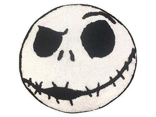 Disney Nightmare Before Christmas Moonlight Madness Tufted Cotton Bath Rug