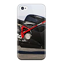 Series Skin Case Cover For Iphone 4/4s(ducati Motorcycle )