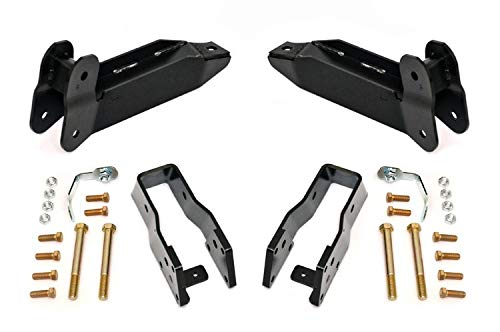 Rough Country 342 - Control Arm Drop/Relocation Kit 5