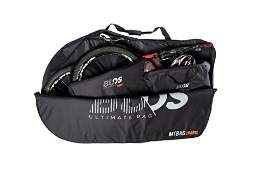 Buds-Sports funda bicicleta acolchada MTBag Travel 1