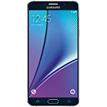 Samsung Galaxy Note 5 SM-N920T 32GB Sapphire Black for T-Mobile (Certified Refurbished)
