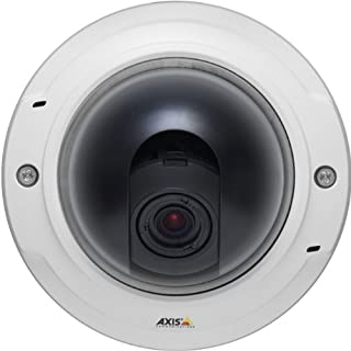 Axis Communications 0485-001 1 MP Indoor Day and Night IP Dome Camera