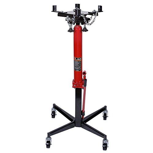 Trans Jack (Torin Big Red Telescoping Hydraulic Transmission Floor Jack: 1/2 Ton (1,000 lb) Capacity)