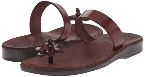 Jerusalem Braun Sandals Esther Jerusalem Sandals Damen 1HPfwS