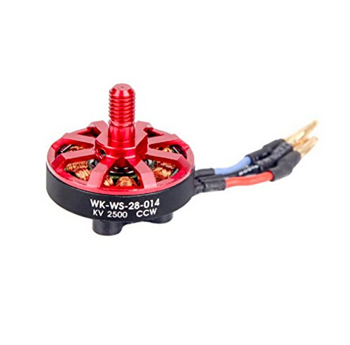 Walkera Runner 250 Advanced GPS Drone Quadcopter Accessories Parts 250(R)-Z-10 Brushless motor(CCW )(WK-WS-28-014)