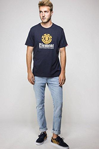 Vertical T-Shirt Größe: L Farbe: Navy