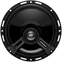 Rockford Fosgate T1650 6.5 2-Way Full Range Euro Fit Compatible Speakers