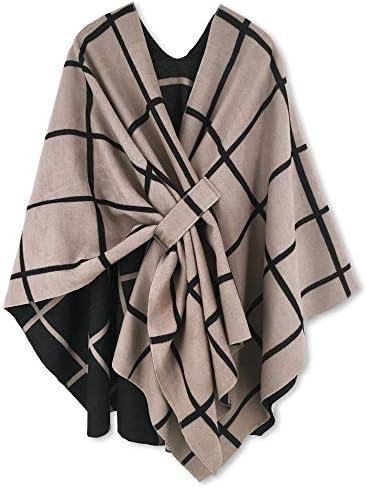 Women Poncho Shawl Cardigan Elegant product image