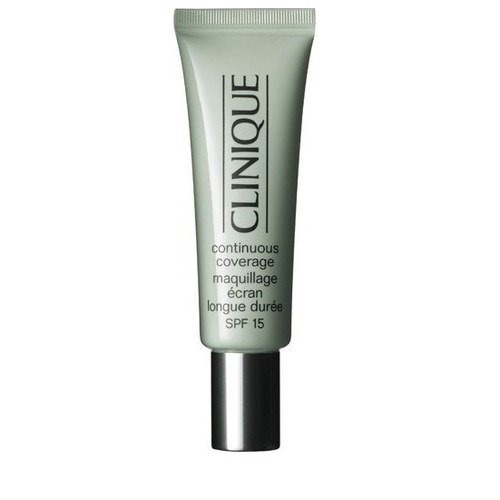 Clinique SPF 15 Continuous Coverage Makeup