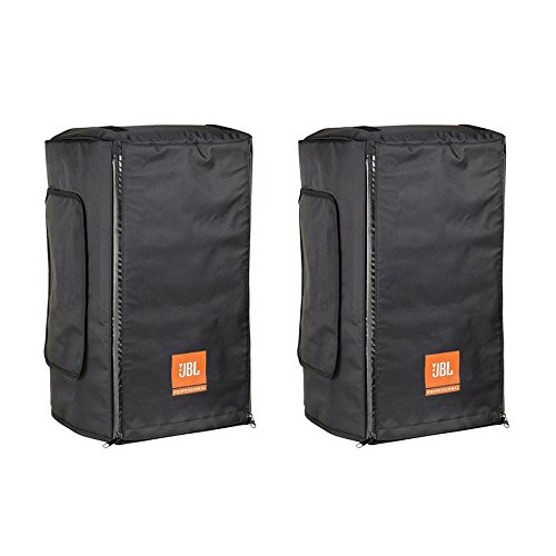 JBL Bags EON610-CVR-WX Deluxe Weather-Resistant Covers for EON610 Speaker (Pair) by JBL Bags
