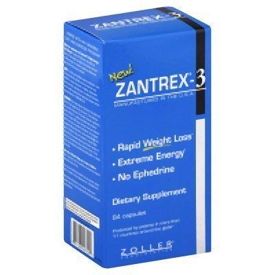 Zantrex-3 - 84 Capsules by Zantrex