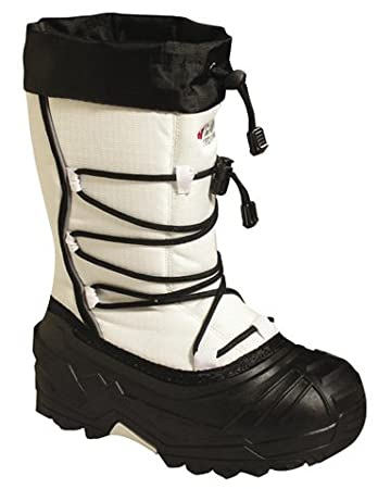 YOUNG SNOGOOSE - WHITE BOOT SIZE 4 Manufacturer: BAFFIN Manufacturer Part Number: EPICJ003 WT1 4-AD Stock Photo - Actual parts may vary.