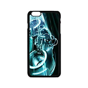 KKDTT tron light cycle Hot sale Phone Case for iPhone 6
