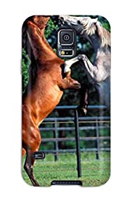 Premium Horse Heavy-duty Protection Case For Galaxy S5