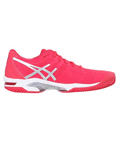 Solution Speed Asics Gel silver white 3 Clay qTT1wE