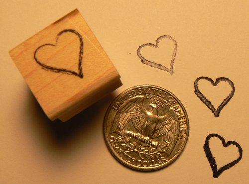 Miniature heart stamp WM (Heart Miniature)