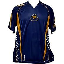Pumas de la UNAM Men's Soccer Navy Jersey Size X-Large Official Licensed