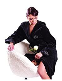 Women's Cotton Bath Robe Housecoat Dressing Gown Bathrobe, 10 Different Styles