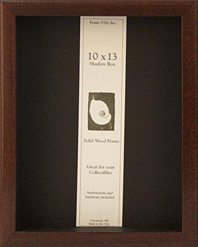 10x13 Shadow Box Wood Frame 2 1/8