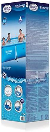 Bestway 56404 - Piscina Desmontable Tubular Infantil Deluxe Splash ...